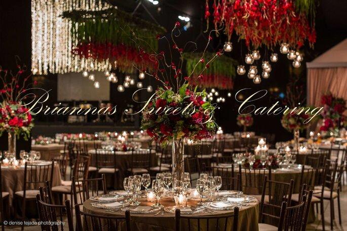 Brianna's Catering & Events buffet matrimonios Lima