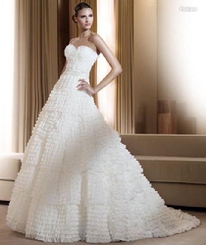 Prix robe de mariée Fontana, Pronovias 2011