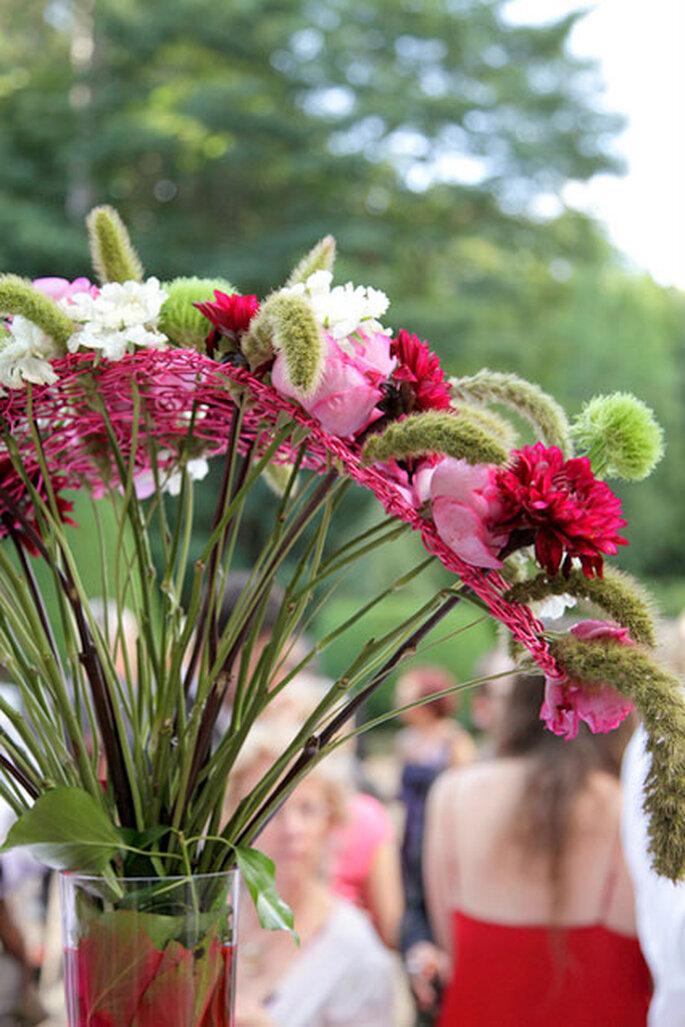 Lily Griffiths créatrice florale