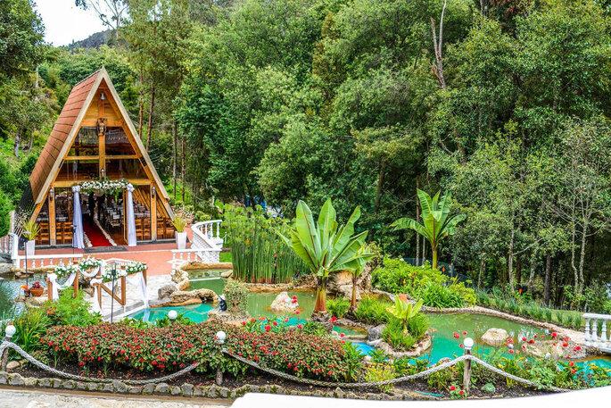 Hacienda Rincón de Teusacá