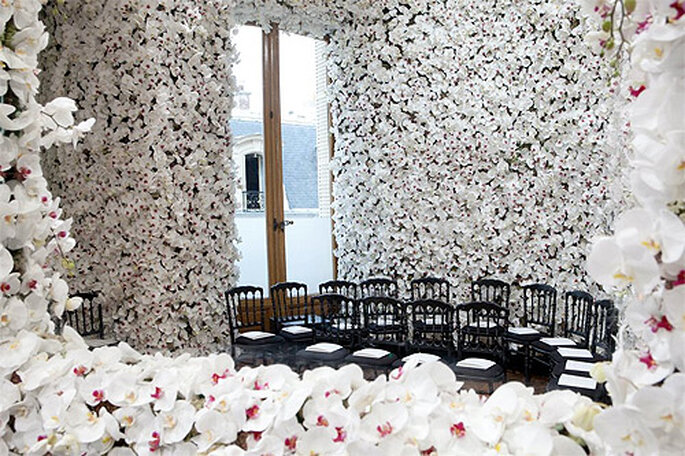 Dior Alta Costura, otoño-invierno 2012-2013. Foto: Dior