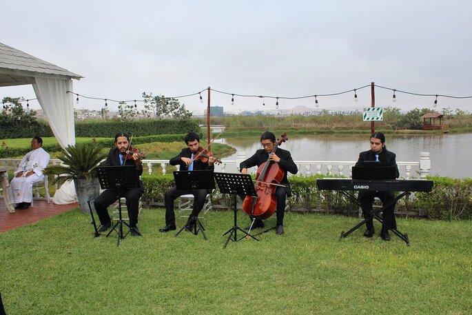 Coro Angeli coro y agrupaciones Lima