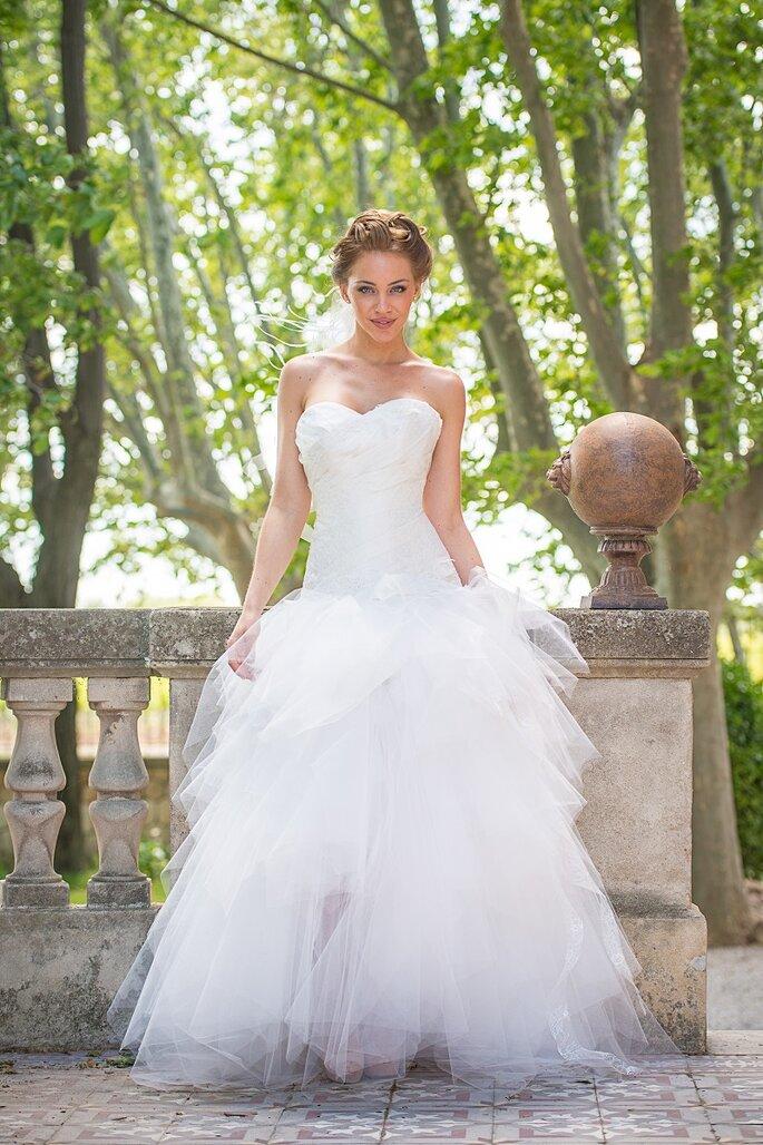 Pour Provence Les Robes De Avec Mariée Mariées Styles 7 3jq54LcAR