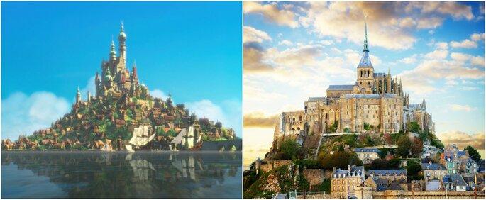 Flitterwochen-Ziele aus Disney-Filmen