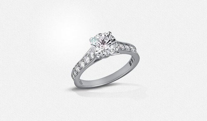 Como escolher a pedra preciosa do anel de noivado