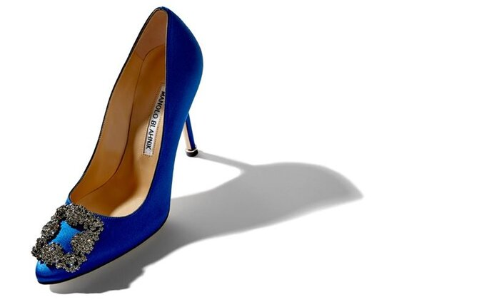 zara s 39 inspire des chaussures manolo blahnik de carrie bradshaw. Black Bedroom Furniture Sets. Home Design Ideas