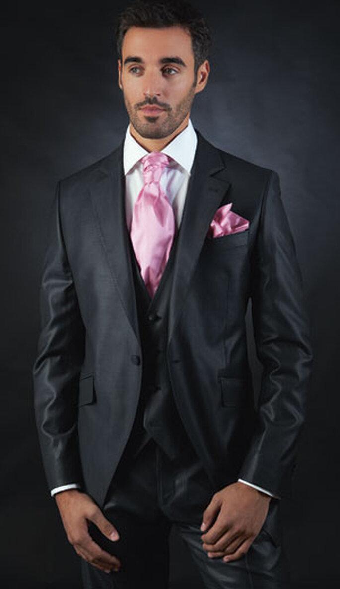 Louis Purple - Costume pour le marié