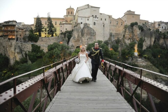 Getting married in a Parador