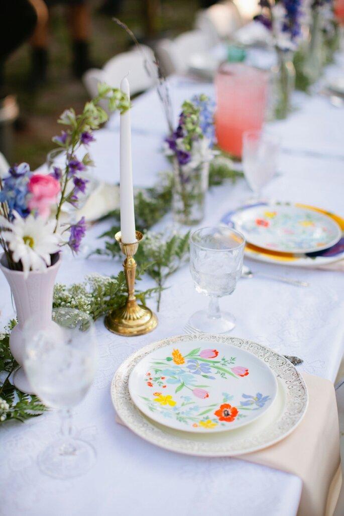 Una boda inspirada en la belleza de la naturaleza - Devon Donahoo Photography