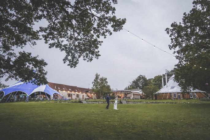 Domaine des Vieux Chênes - Lieu de réception de mariage - Aisne
