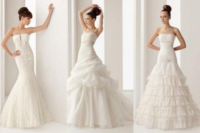 tendencias vestidos de noiva 2011