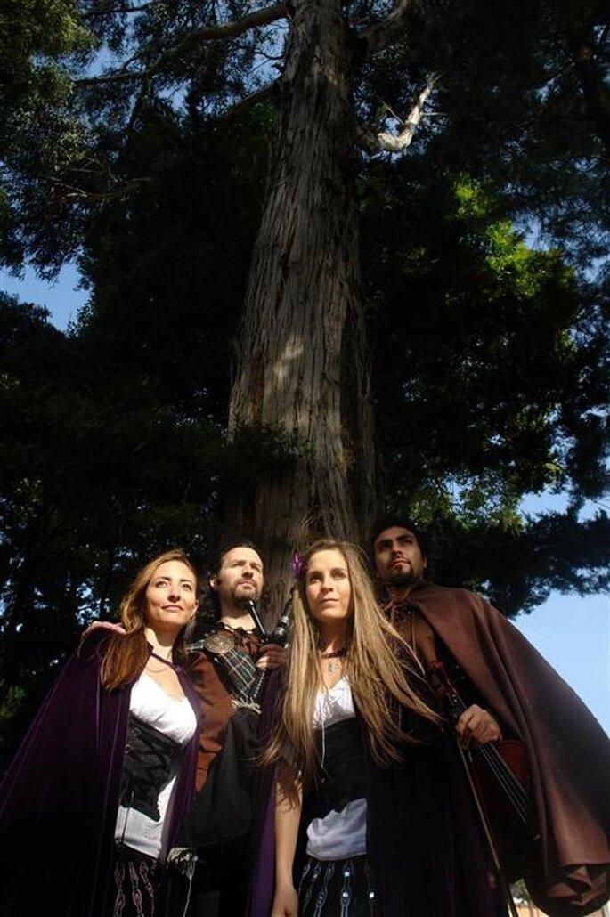 Misa Celta, música celta para bodas colombianas