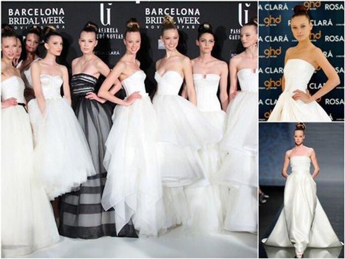 Como será a colecção Rosa Clará 2012?