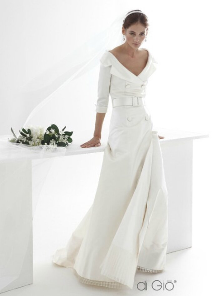 Collezione Invernale 2012 Le Spose di Giò Mod. W 12