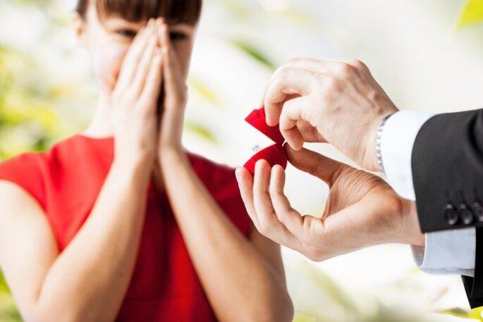 Las verdaderas razones por las que los hombres sí quieren casarse - Shutterstock