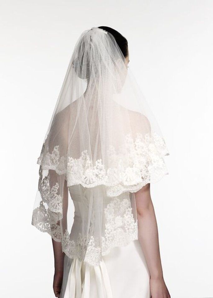 Voile de mariée, Hervé Mariage