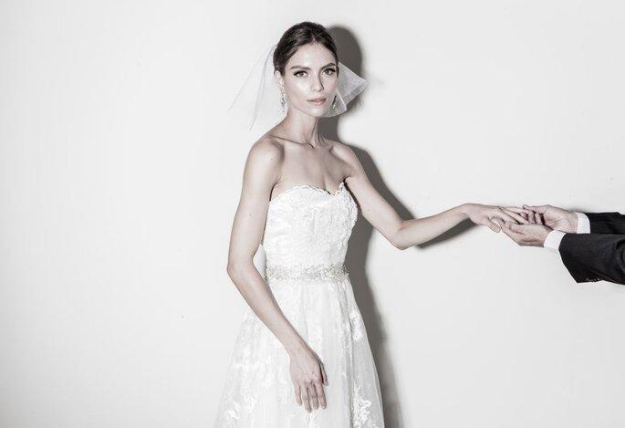 Rendas, bordados e demais detalhes, todos podem ser pensados no seu vestido ideal