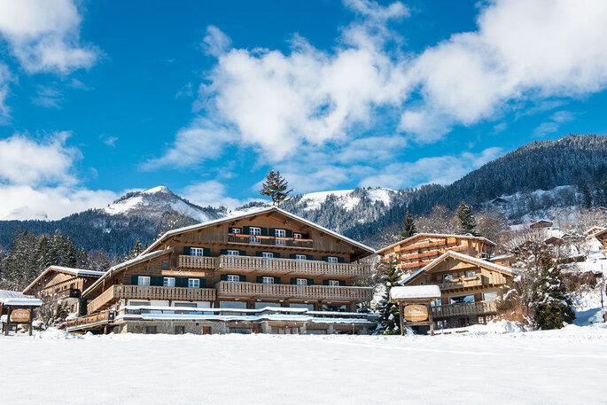 Les Roches Fleuries - Lieu de Réception - Haute-Savoie (74)