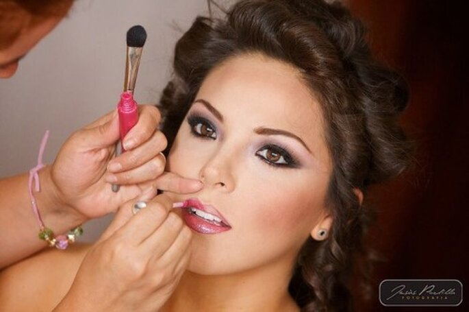 Do not change your style of makeup before D day - Jesus Padilla Photo