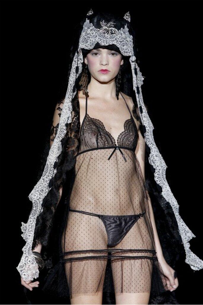 Esta propuesta de Emperatriz 2012 es ideal para la luna de miel - Ugo Camera / Ifema