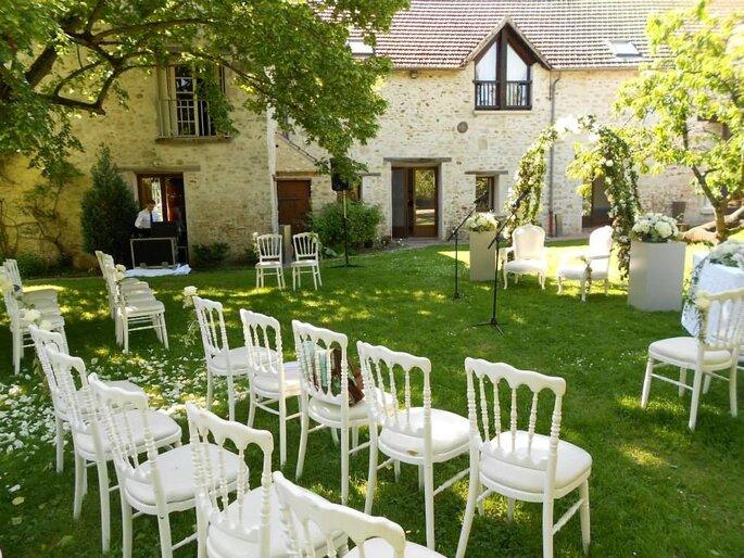 La Ferme du Grand Chemin - Lieu de réception de mariage - Val d'Oise (95)