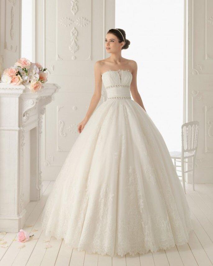 Märchenhafte Designs für die Hochzeit – Foto: suknia ślubna ray