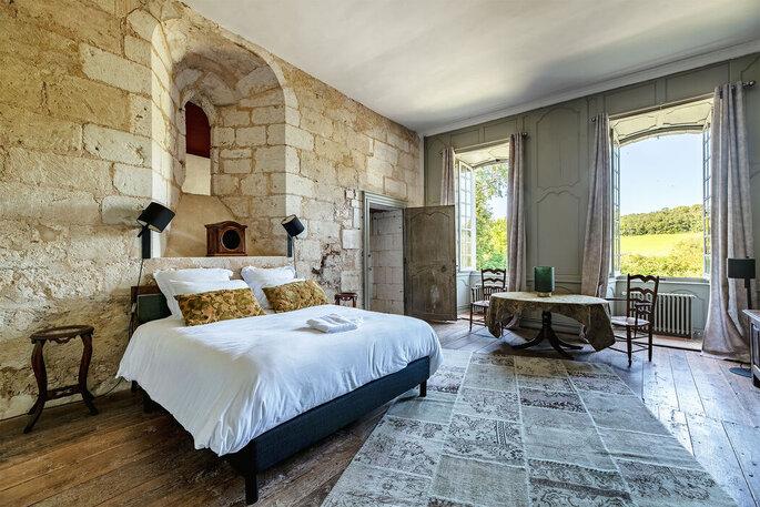 Une chambre pour les invités