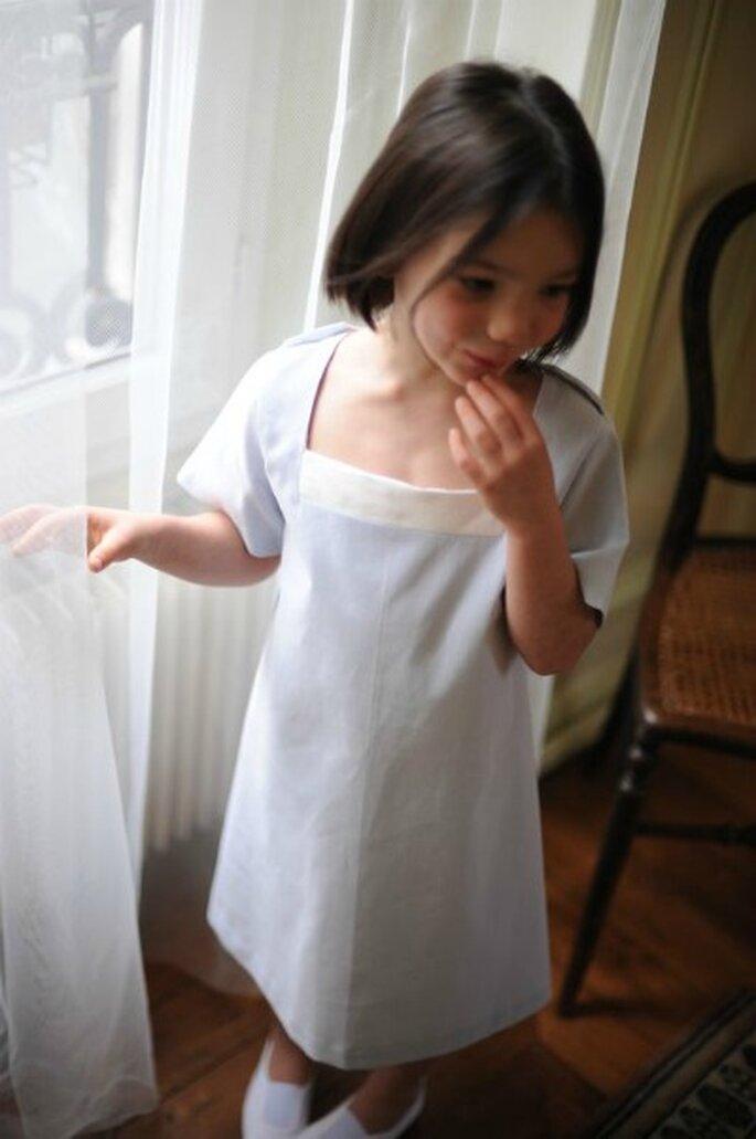 Petite fille d'honneur - source : Les fées pimentées
