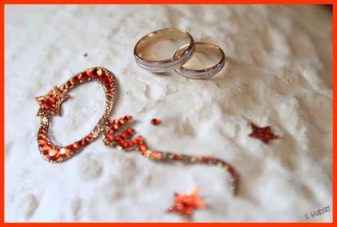 Blancs ou colorés : à vous de choisir les bijoux de peau que vous porterez le jour de votre mariage