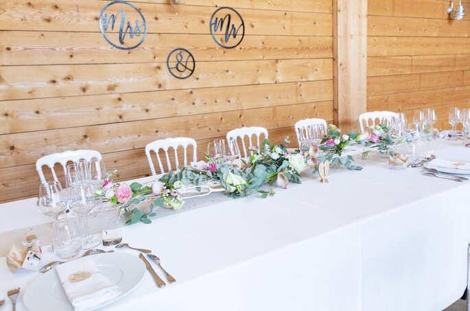 Chrysalidevents - Fleurs mariage - Tours