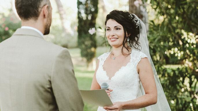 voeux de mariage