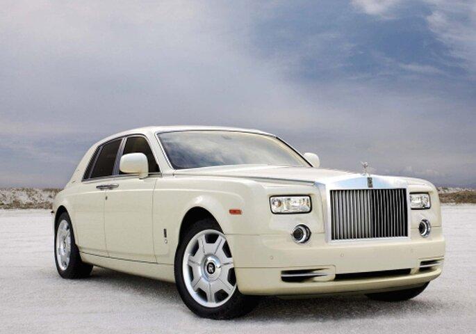 Auto para la boda de Kim Kardashian