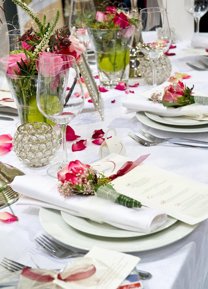 Le souci du détail, un point majeur pour une wedding planner. Photo : Life Event Planner