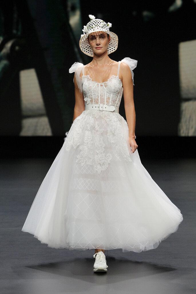 vestido de novia yolancris