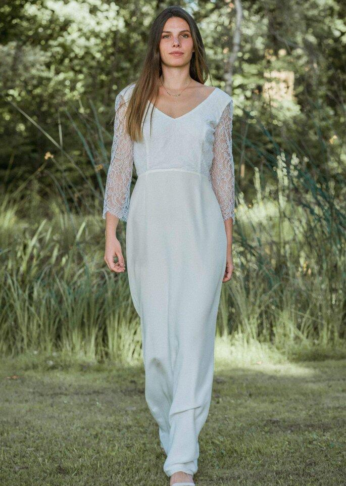 Au Fil d'Élise - Créatrice de robe de mariée vintage - Paris