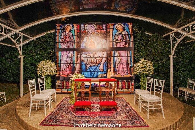 Casamento descontraído no Rio de Janeiro