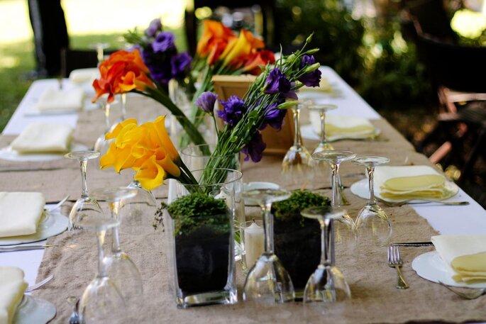 Banquetes & flores - Adolfo Cartajena G.