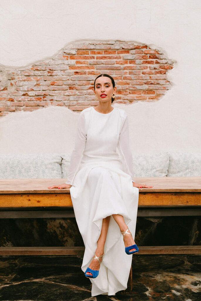 Lamaryé diseñadora novias Madrid