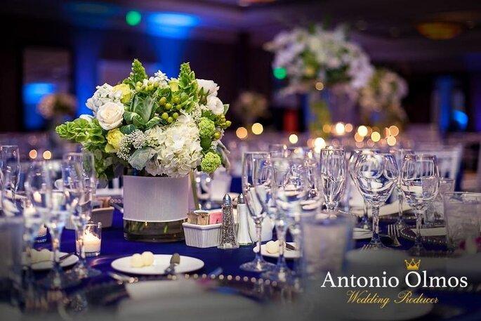 Antonio Olmos Wedding Producer