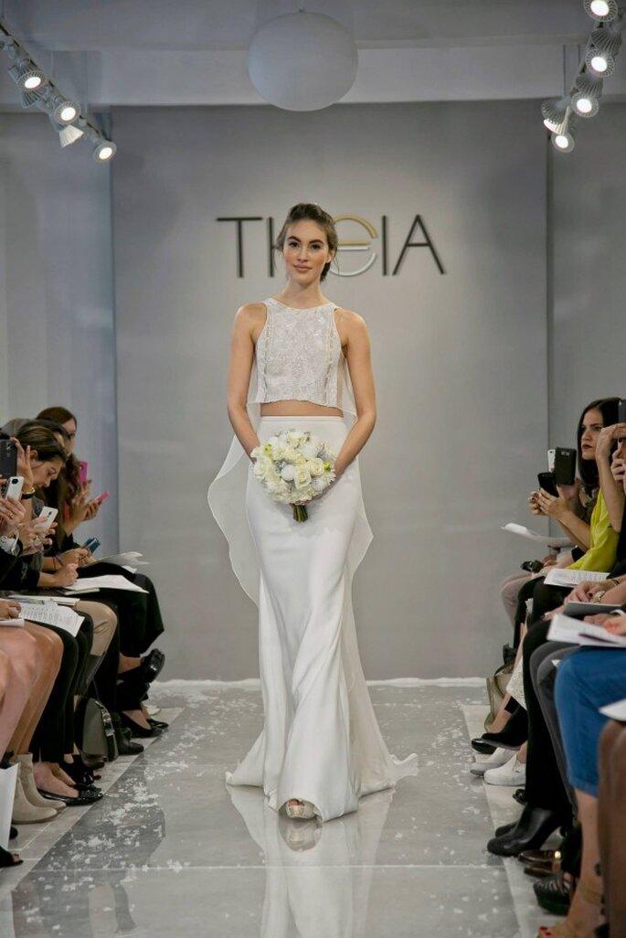 12 самых модных свадебных платьев 2015 года - Theia