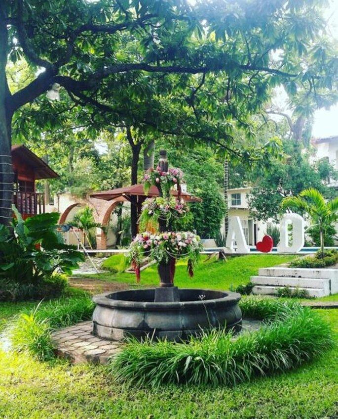 El Jardín de Las Fuentes