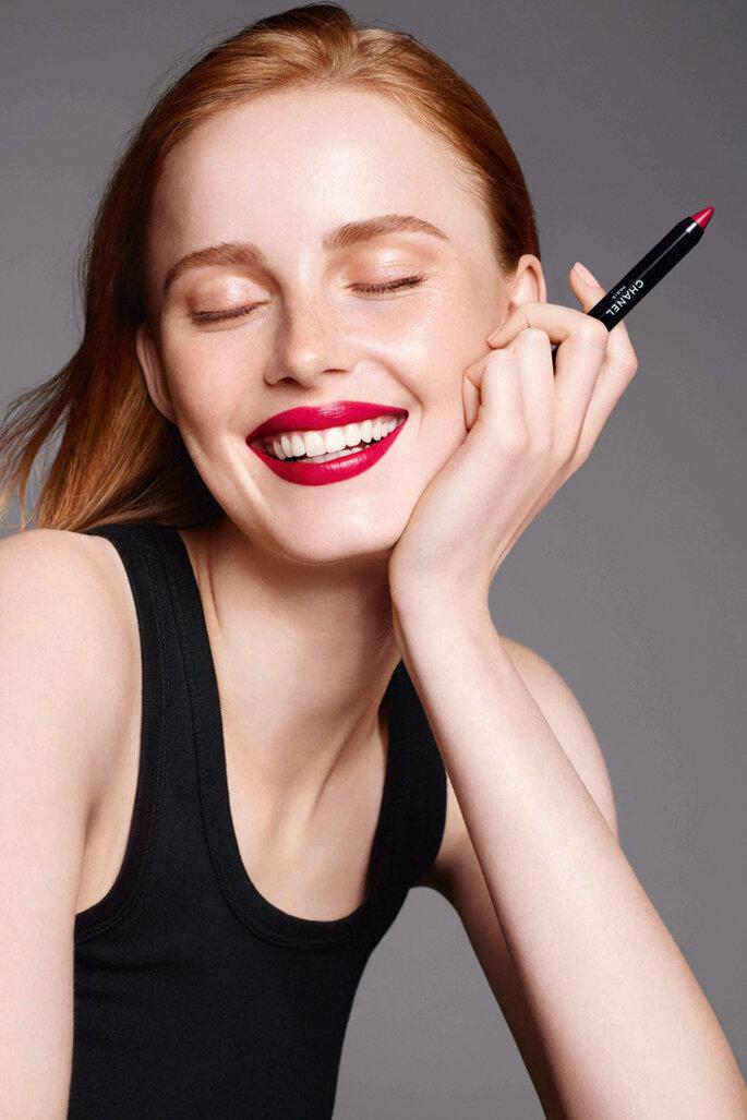 Foto: Chanel labios