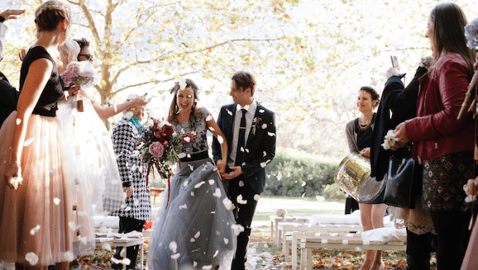 Inspiración para una boda romántica - Fotos de DNA Photographers