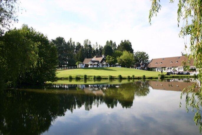 Domaine des Fontenelles - Lieu de réception mariage - Yvelines
