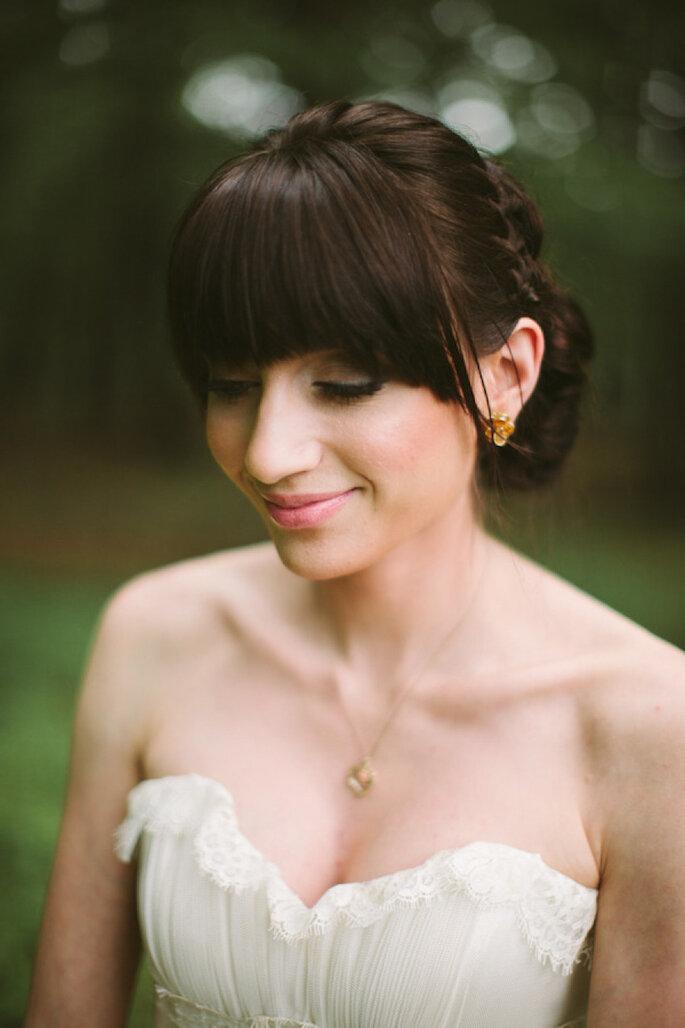 8 tendencias en belleza para novias que serán extraordinarias este 2015 - CMOStr Photography