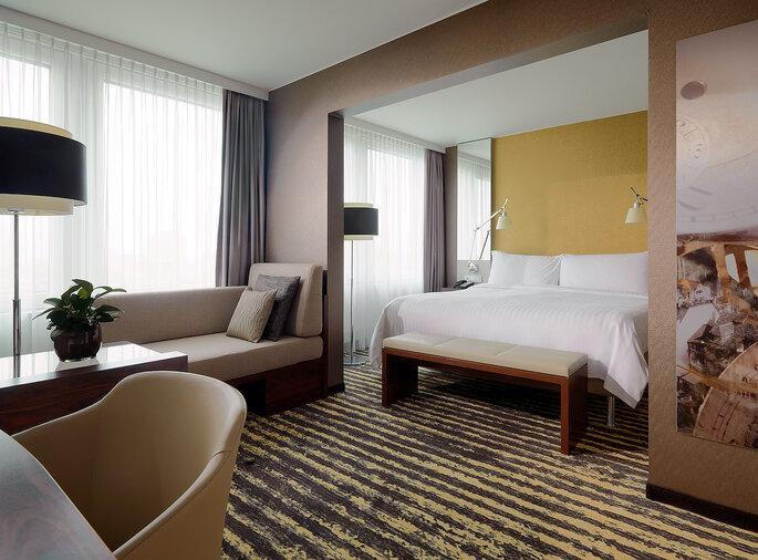 Zürich Marriott Hotel Junior Suite