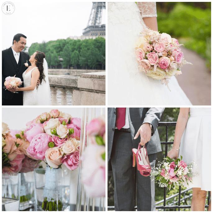 Floral Design, Pink Spirit. Label' Emotion Paris