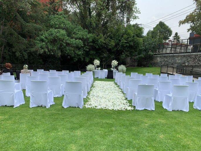 Hotel Galería Plaza San Jerónimo hoteles para bodas Ciudad de México