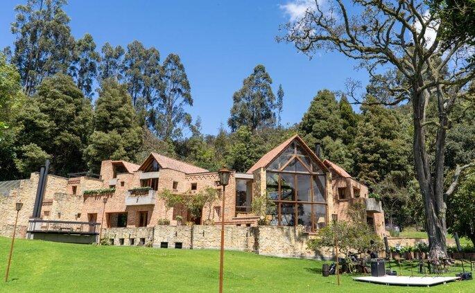 Casa Andrés: La casa que casa y otros festines