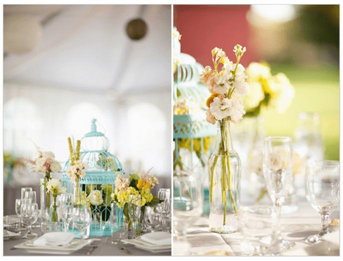 Incroyables idées déco pour un mariage vintage super trendy - Photo Korie Lynn Photography